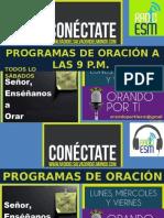 Draft Arte Banner Programas Radio
