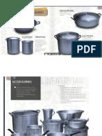 Selección Productos Aluminio