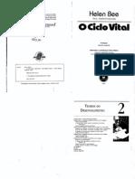 12.O Ciclo Vital - Helen Bee - Cap 2 - Teorias Do Desenvolvimento