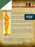 Daniel 3 - La Estatua de Oro (Tema 11)