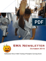 Oct '15 SMA Newsletter