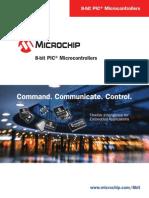 Catalogo 8 Bits Microchip