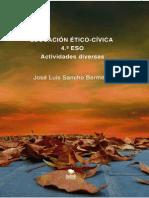 Educacion Eticocivica 4 ESO Actividades Diversas