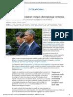 Obama y Xi Jinping_ EE UU y China Acuerdan Un Cese Del Ciberespionaje Comercial _ Internacional _ EL PAÍS