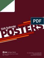 SVA Sva Posters Catalog