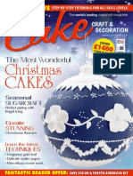 Cake Craft and Decoration [November 2015]