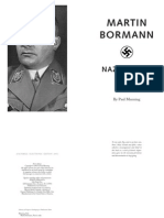 Paul Manning - Martin Bormann-Nazi in Exile