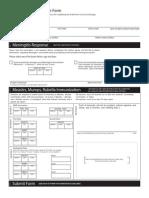 SVA Sva Pc Health Form 2015