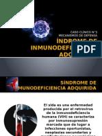 SIDA, VIH, Sindrome de inmunodeficiencia adquirida
