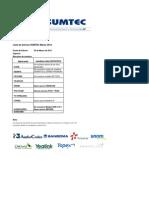 Lista de Precios Hw Sumtec - Confidencial Marzo 2012_v2f
