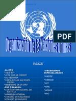 La ONU.ppt