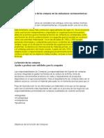 1.1 Evolución y Funciones de Las Compras en Las Estructuras Socioeconómicas