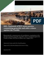 Génocide de Daesh contre les Yézidis