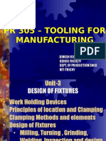 Intro and Work Holding Devices