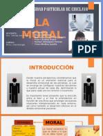 LA MORAL Diapositivas