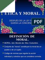Moral y Valores