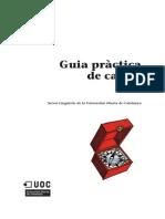 Guia Practica de Catala uoc