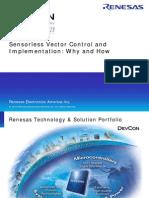 Renesas Sensorless Vector Control (Pag 13)