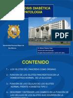 8. Cetoacidosis Diabética. Fisiopatología - Dr. Alfonso Ramírez Saba
