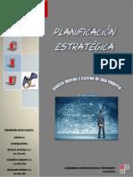 Analisis Interno y Externo de Una Empresa