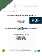 Economia Sectores Economicos