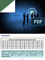 Estatística e Probabilidade Unidade 2- Graficos de Frequência(Em Classe)