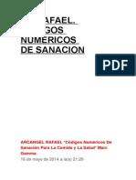 codigos numericoas