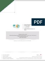 Evaluacion Interna y Externa INEE Radalyc