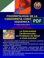 2. Fisiopatología de La Cardiopatía Isquémica I - Dr. Rubén Azañero Reyna