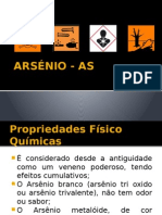 Arsénio - As