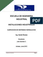 Ejercicios Resueltos Sistemas Hidráulicos