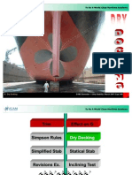 ALAM Dry Docking