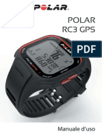 Manual polar rc3 gps