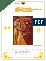 Laura Lee Guhrke  - E Então Ele a Beijou- Crônicas Para Senhoritas Solteiras 01