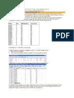 Analisis Regresi Dengan Spss 17 Dan Cara Membacanya