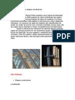 Metodologia e Etapas Construtivas