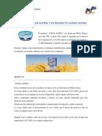 Marketing Mix Productos Alpina_ Avena