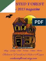 October 2015 Enchanted Forest Magazine
