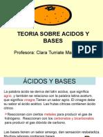 Diapositivas Soluciones Acido Base