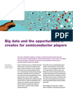 Big Data and the Opportunities It Creates for Semiconductor Players