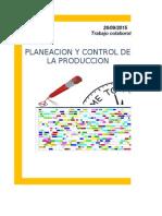 trabajo colaborativo 3 de planeacion y control de la produccion