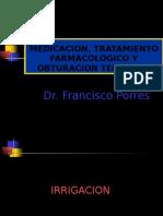 Medicacion Tratamiento Farmacologico y Obturacion Temporal (1)
