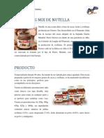Marketing Mix de Un Producto_Nutella