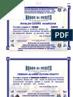 Diplomas 2010 Culta