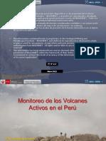 Volcanes Activos Del Peru