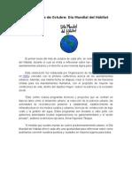 Dia mundial del Habitat.doc