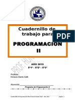 Cuadernillo Programacion Visual Basic - Horacio Satti