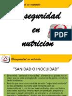 3.BIOSEGURIDAD  NUTRICION