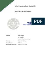 Informe Pasantia - Jorge Aguayo