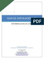 Guía de Instalación ATP
